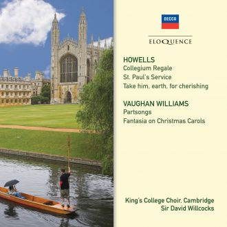 Howells and Vaughan Williams - Choral Music -
