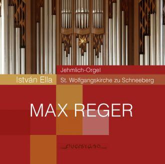 Max Reger: Second Sonata, Choralfantasie