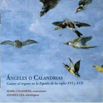 Angeles o Calandrias