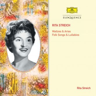 Waltzes & Arias, Folk Songs & Lullabies