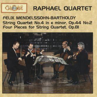 Mendelssohn: The String Quartets