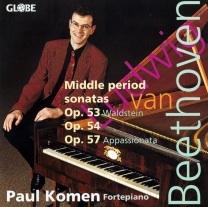 The Piano Sonatas Vol 2: Middle period sonatas for pianoforte