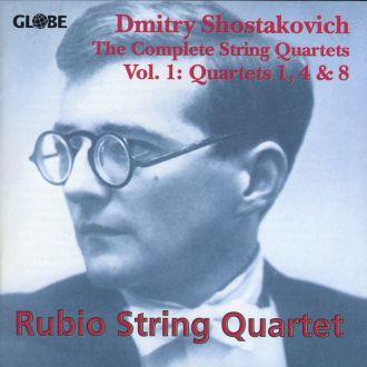 The String Quartets Vol 1