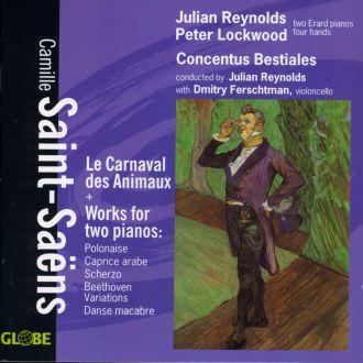 Les Carnaval des Animeaux/Works for two pianos