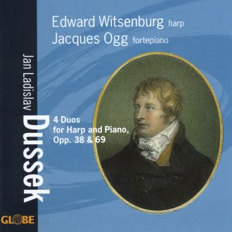 Duos for Harp and Pianoforte