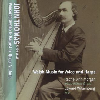 Welsh Music for Voice and Harps