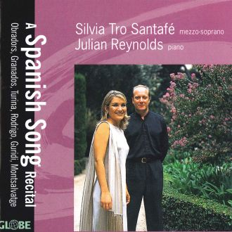 A Spanish song recital