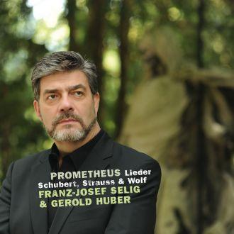 Prometheus Schubert, Strauss & Wolf Lieder