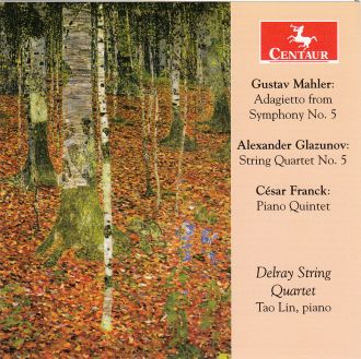 Adagietto from Symphony No. 5 / String Quartet No. 5 / Piano Quintet in f minor