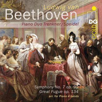 Symphony No. 7 / Great Fugue op. 134