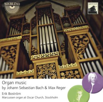 Organ Music by Bach and Reger
