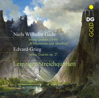 """""""Willkommen und Abschied"""" / String Quartet Op. 27"""