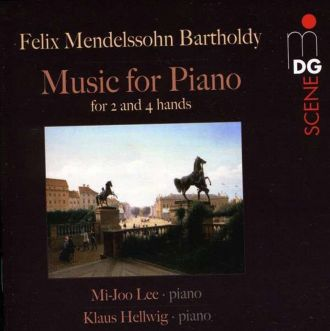 Piano Music for 2 and 4 hands