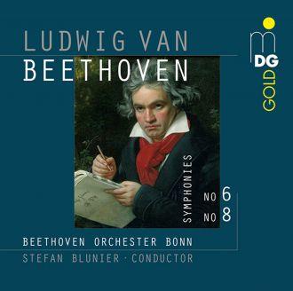 Ludwig van Beethoven Symphonies 6 & 8