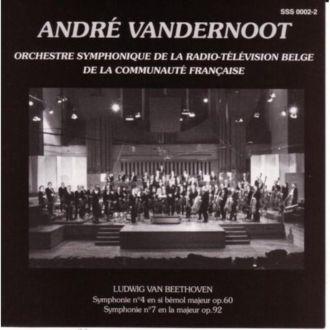Beethoven: Symphony No. 4 Op. 60, Symphony No. 7 Op. 92