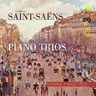 Trios Op. 18 And 92