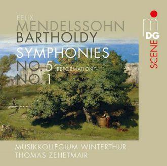 Symphonies No. 5 & 1