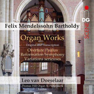 Mendelssohn - Organ Works