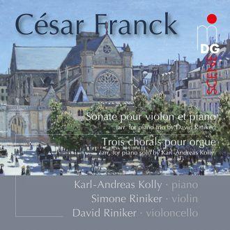 Sonata for Violin and Piano / Three chorals for organ