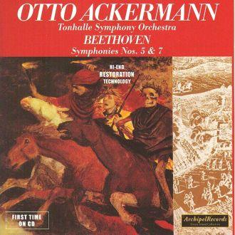 Beethoven: Symphonies No.5 & 7 (1951/53)