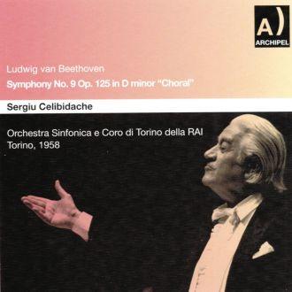 Beethoven: Symphony No. 9 (RAI 28.03.1958 live)