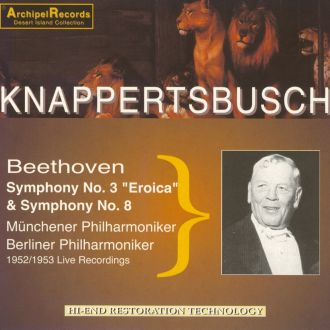 Beethoven: Symphonies 3 & 8