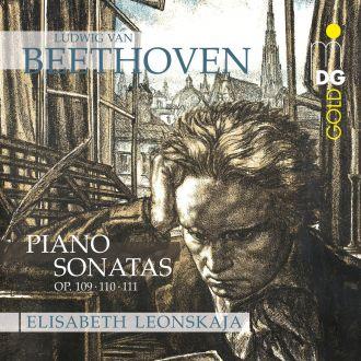 Piano Sonatas Ops.109-111