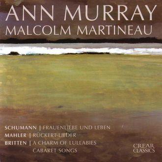 Mahler, Britten & Schumann songs