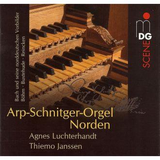 Arp Schnitger Organ Norden Vol.2