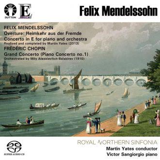 Heimkehr aus der Fremde Overture & Concerto on E