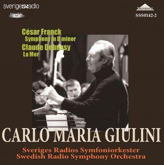 Debussy: La Mer / Franck: Symphony in D minor