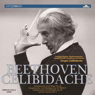 Beethoven: Symphony no. 2,3 & 4