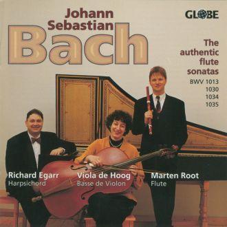 The Authentic Flute Sonatas
