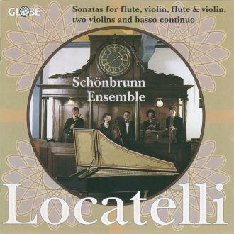 Locatelli : Chamber Music for Flute and Violin Sonatas