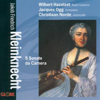 Kleinknecht : 5 Sonate da Camera