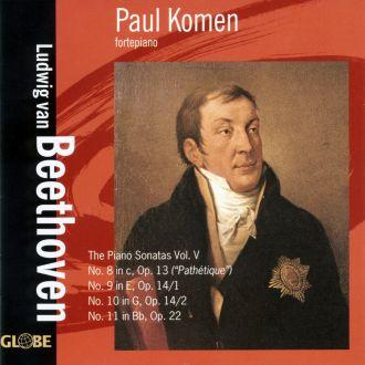 Beethoven: The Piano Sonatas, Vol. 4