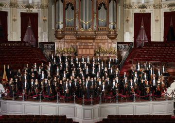 The Royal Concertgebouw Orchestra Amsterdam