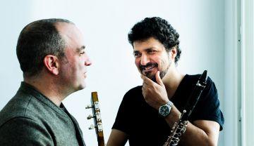Marc Sinan and Oğuz Büyükberber