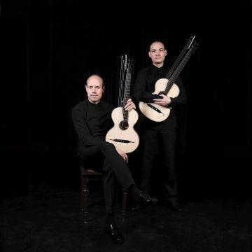 Challenge Records International | Artists - Duo Morat-Fergo