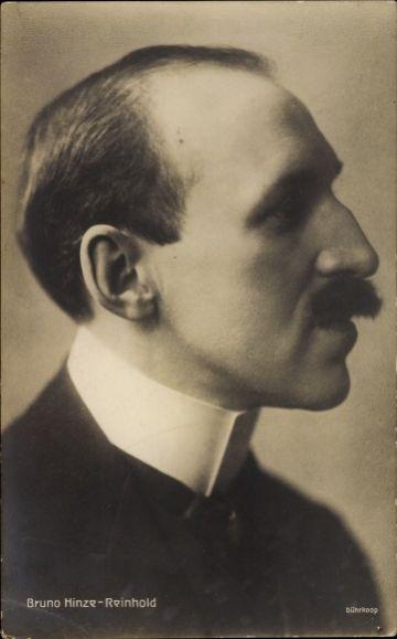 Bruno Hinze-Reinhold