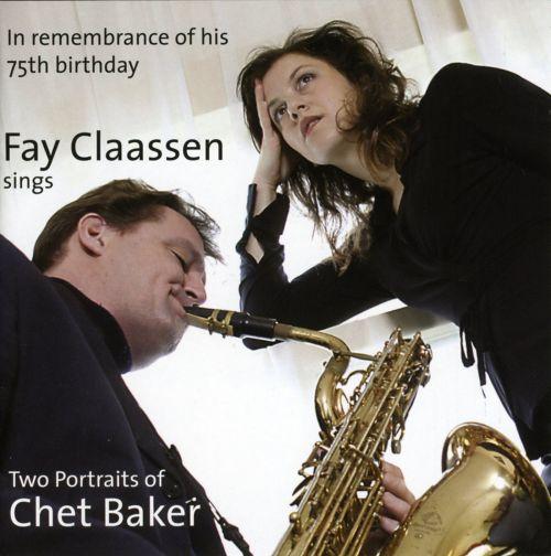 Two Portraits of Chet Baker
