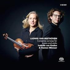 Beethoven-Sonatas: Trailer is online!