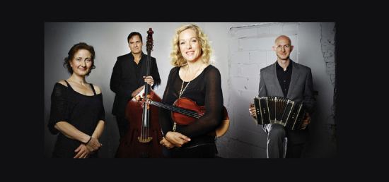 On tour with Piazzolla again!