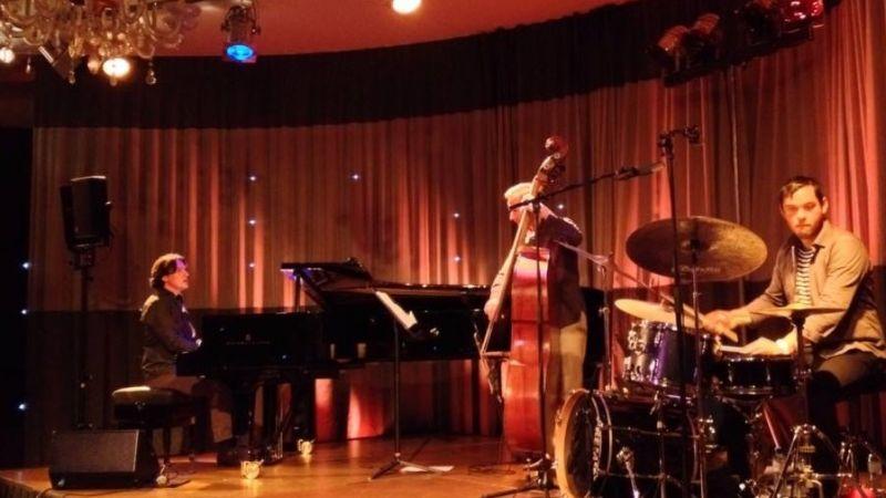 Marc van Roon Trio at the Concertgebouw