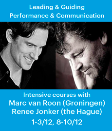 Performance & Communication Intensive at KMH Stockholm