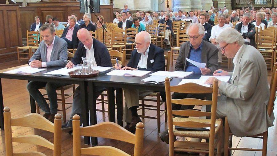 Ton Koopman in jury finale Ambitus Orgelconcours