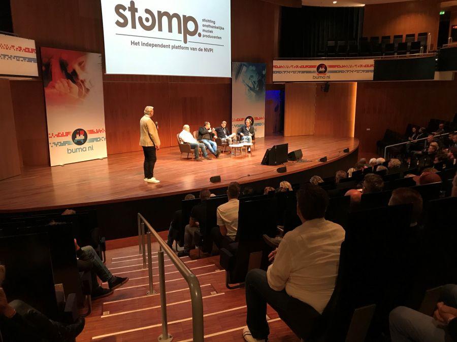 STOMP panel Buma NL - Waar een label het verschil maakt