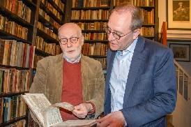 Orpheus Instituut haalt prestigieuze bibliotheek Ton Koopman naar Vlaanderen
