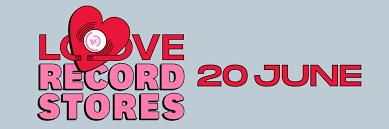 Love Record Stores Day: zaterdag 20 juni