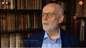 Verhuizing bibliotheek in TV-programma Nieuwsuur